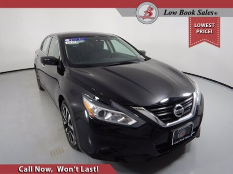 2018 Nissan ALTIMA 2.5 SV Salt Lake City UT