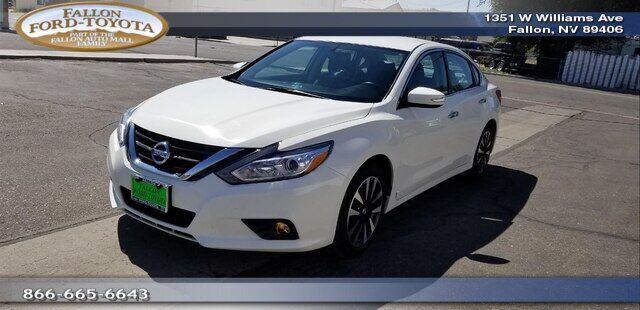 2018 Nissan Altima 2.5 Fallon NV