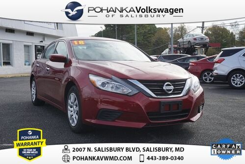 2018_Nissan_Altima_2.5 S ** WEEKEND SALE ** 38 MPG ** CLEAN CARFAX **_ Salisbury MD