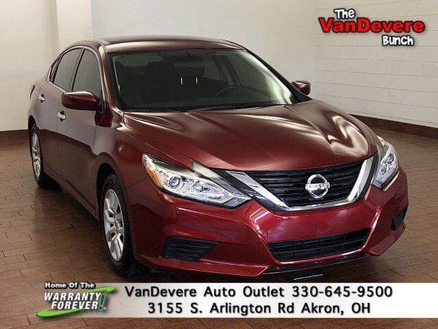 2018 Nissan Altima 2.5 S Akron OH