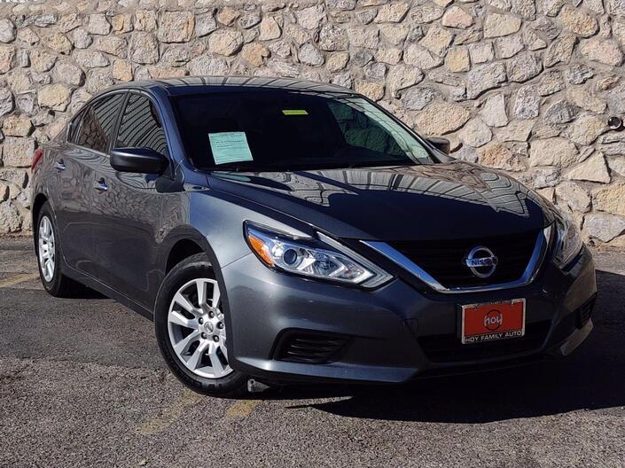 2018 Nissan Altima 2.5 S El Paso TX