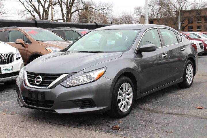 2018 Nissan Altima 2.5 S Fort Wayne Auburn and Kendallville IN