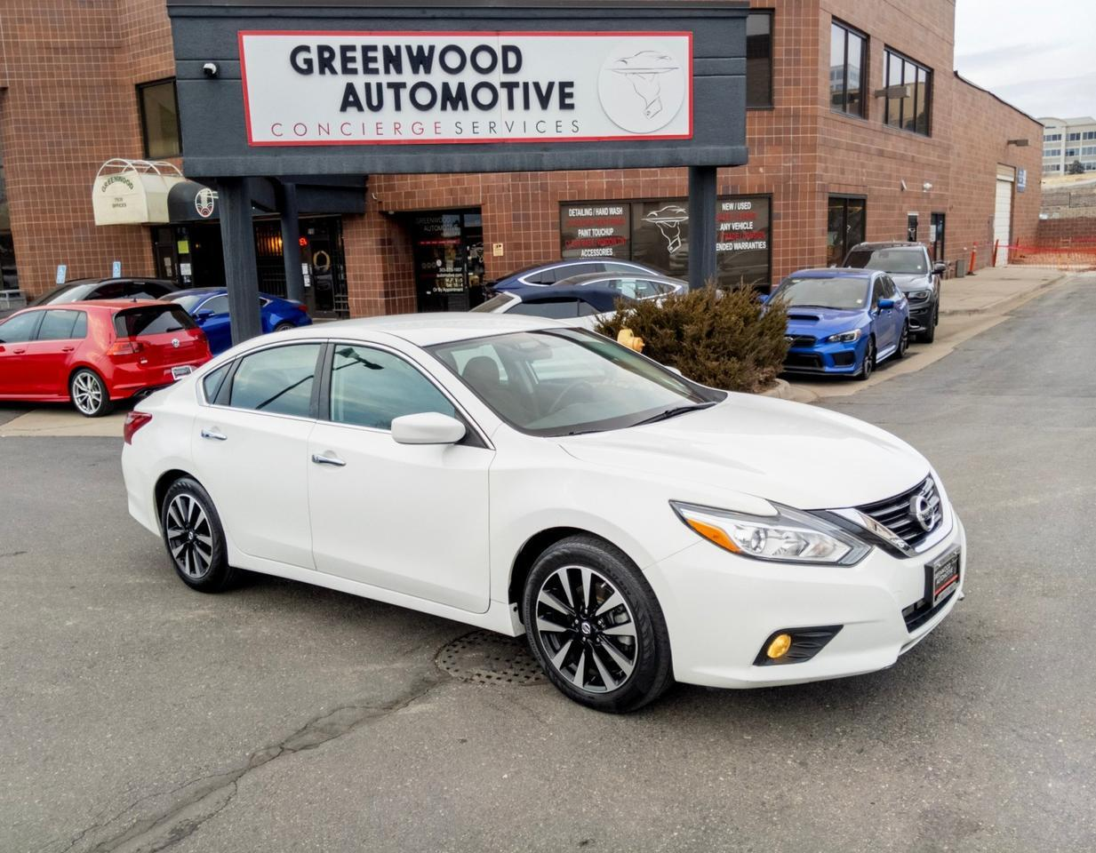 2018 Nissan Altima 2.5 S Greenwood Village CO