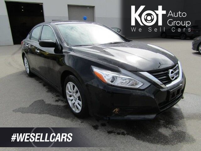 2018 Nissan Altima 2.5 S, Heated Seats, Back-Up Camera, Cruise, Air Conditioning Penticton BC