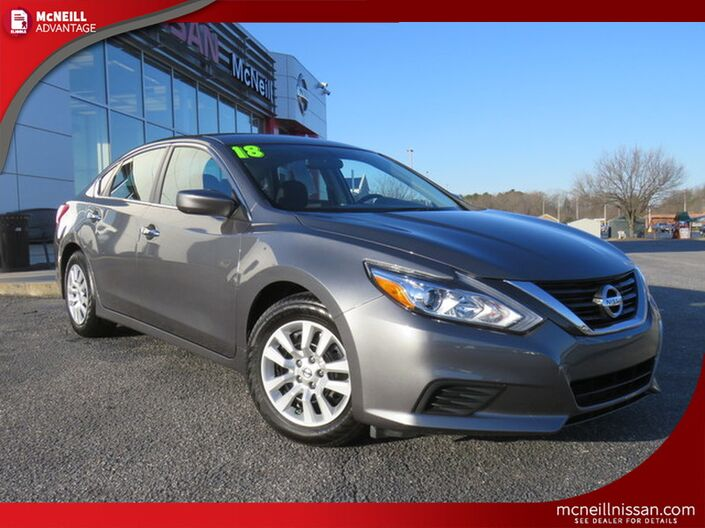 2018 Nissan Altima 2.5 S High Point NC