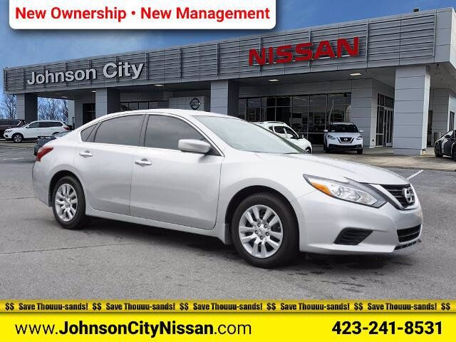 2018 Nissan Altima 2.5 S Johnson City TN