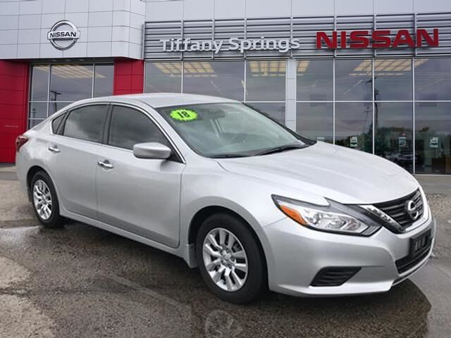2018 Nissan Altima 2.5 S Kansas City KS