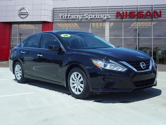 2018 Nissan Altima 2.5 S Kansas City MO
