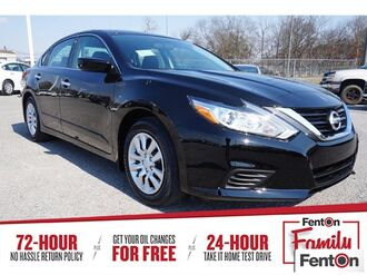 2018_Nissan_Altima_2.5 S_ Knoxville TN