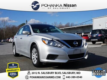 2018_Nissan_Altima_2.5 S Pohanka Certified_ Salisbury MD