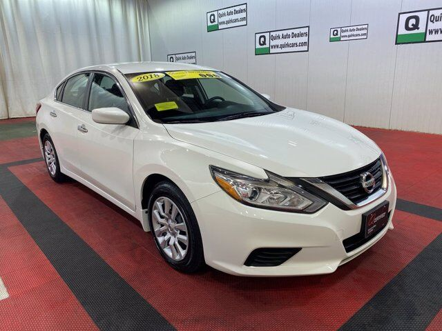 2018 Nissan Altima 2.5 S Quincy MA