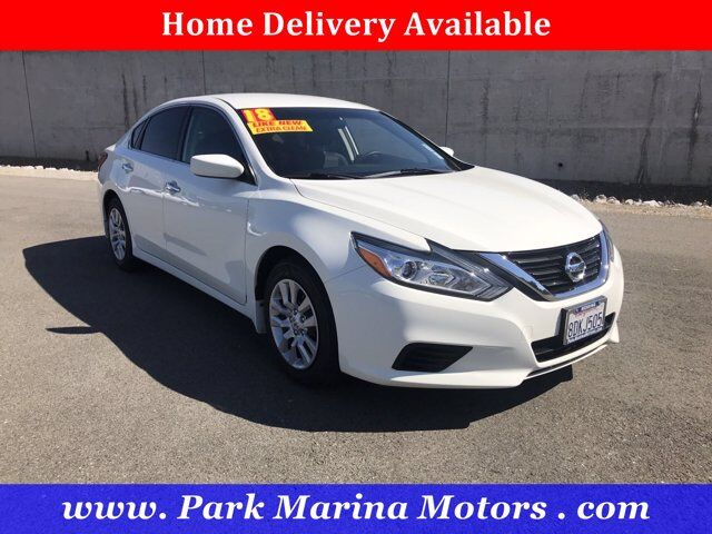2018 Nissan Altima 2.5 S Redding CA