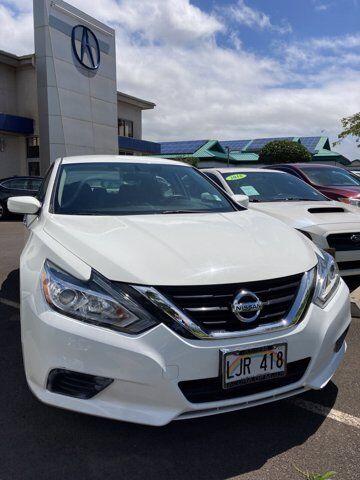 2018 Nissan Altima 2.5 S Sedan Kahului HI