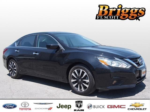 2018 Nissan Altima 2.5 S Sedan Fort Scott KS