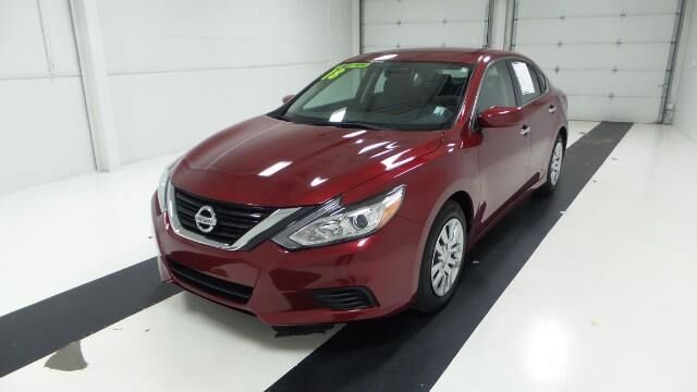 2018 Nissan Altima 2.5 S Sedan Topeka KS