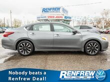 2018_Nissan_Altima_2.5 S Sedan, Sunroof, Heated Seats, Remote Start, Backup Camera, Bluetooth, SiriusXM_ Calgary AB