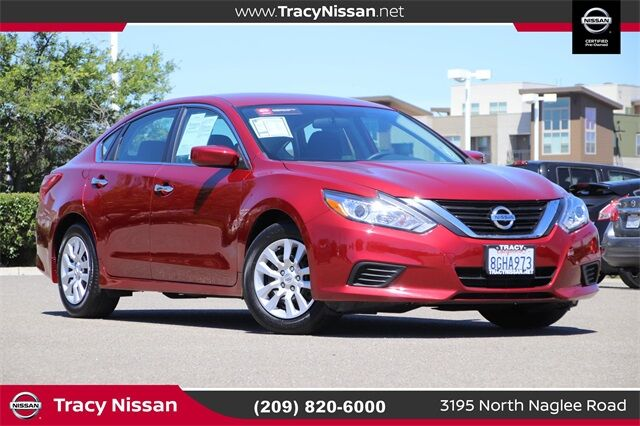 2018 Nissan Altima 2.5 S Tracy CA