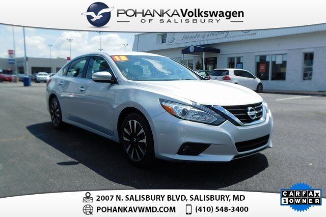 2018 Nissan Altima 2.5 SL ** ONE OWNER ** Salisbury MD