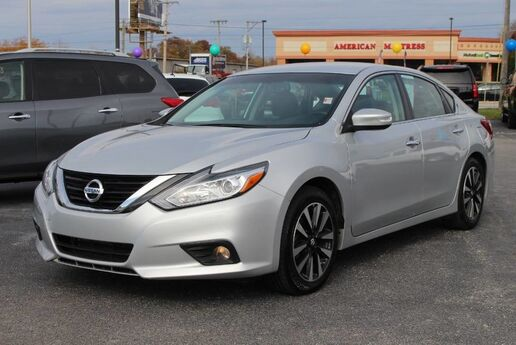 2018 Nissan Altima 2.5 SL Fort Wayne Auburn and Kendallville IN