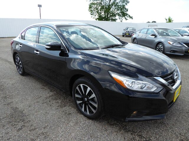 2018 Nissan Altima 2.5 SL Houston TX