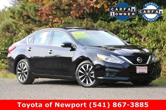 2018 Nissan Altima 2.5 SL Newport OR