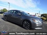 2018 Nissan Altima 2.5 SL Sedan FWD