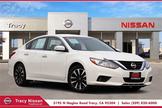 2018 Nissan Altima 2.5 SL Tracy CA