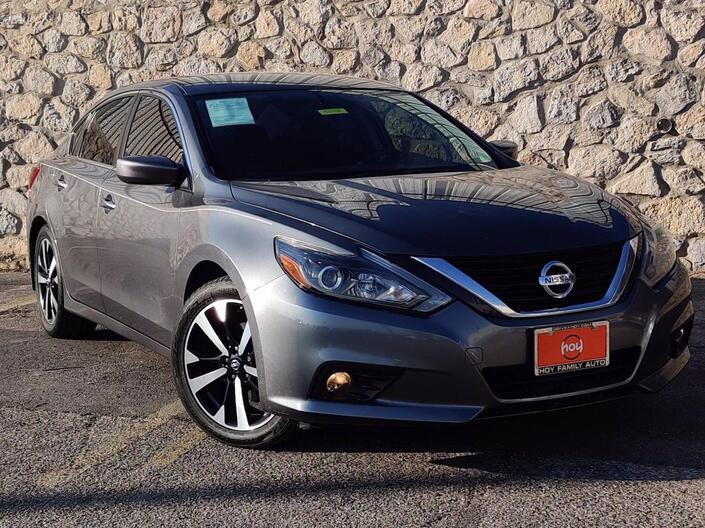 2018 Nissan Altima 2.5 SR El Paso TX