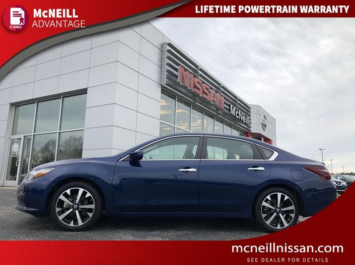 2018 Nissan Altima 2.5 SR High Point NC