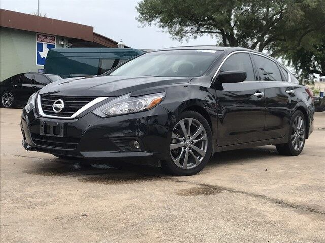 2018_Nissan_Altima_2.5 SR_ Houston TX