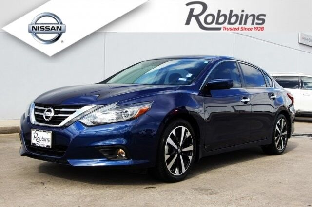 2018 Nissan Altima 2.5 SR Houston TX