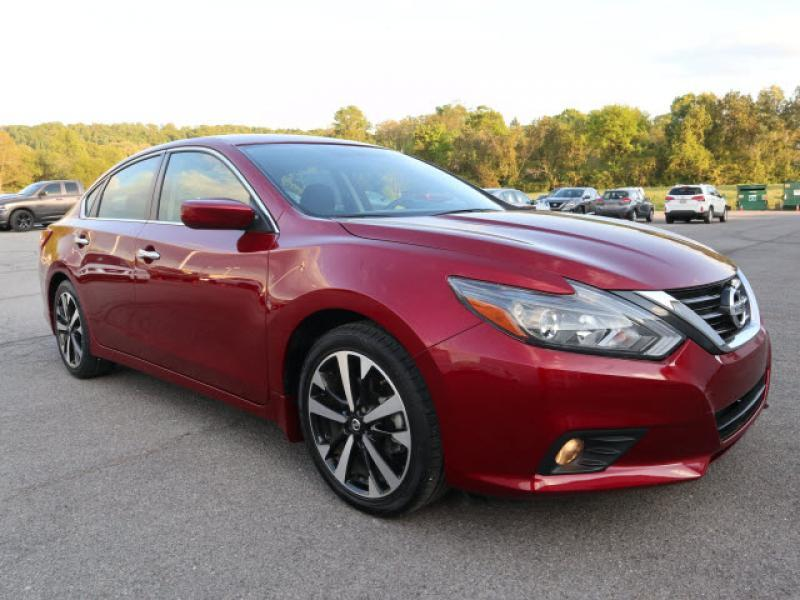 2018 Nissan Altima 2.5 SR Knoxville TN