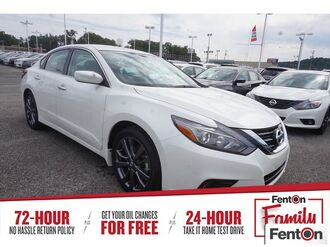 2018_Nissan_Altima_2.5 SR_ Knoxville TN