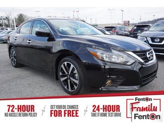 2018_Nissan_Altima_2.5 SR_ Knoxville TN