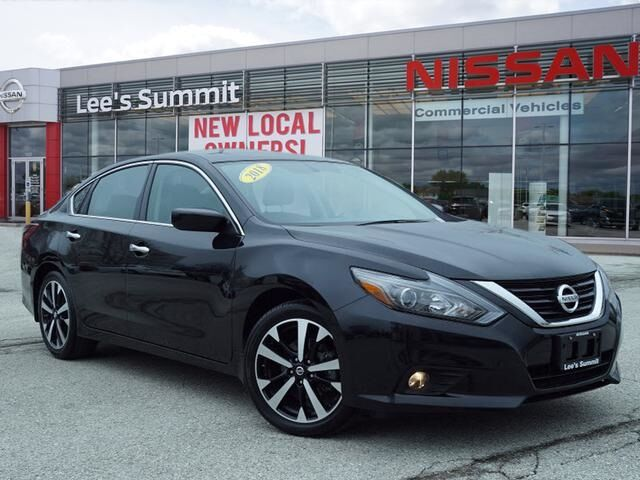 2018 Nissan Altima 2.5 SR Lee's Summit MO