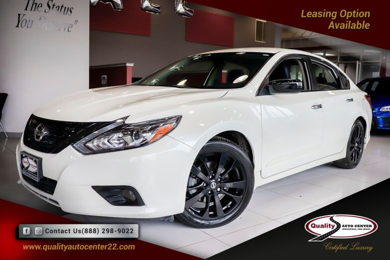 2018 Nissan Altima 2.5 SR Midnight Edition Springfield NJ