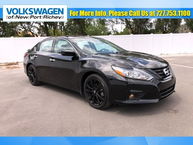2018 Nissan Altima 2.5 SR New Port Richey FL
