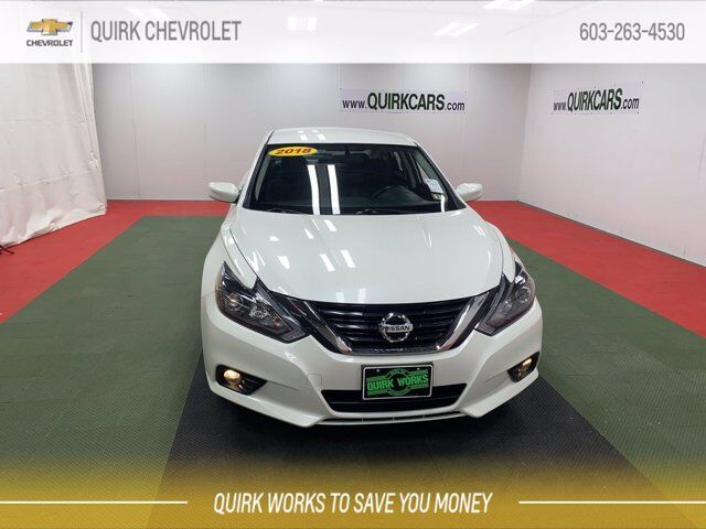 2018 Nissan Altima 2.5 SR Manchester NH