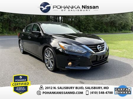2018_Nissan_Altima_2.5 SR_ Salisbury MD