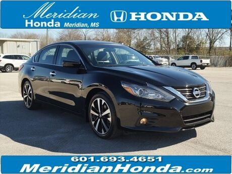 2018 Nissan Altima 2.5 SR Sedan Meridian MS