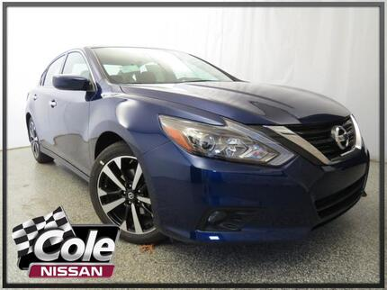 2018_Nissan_Altima_2.5 SR Sedan_ Southwest MI