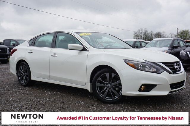 2018 Nissan Altima 2.5 SR Shelbyville TN