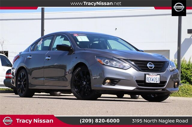 2018 Nissan Altima 2.5 SR Tracy CA