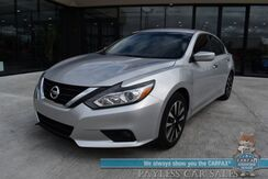 2018_Nissan_Altima_2.5 SV / Automatic / Auto Start / Land Departure & Blind Spot Alert / Bluetooth / Back Up Camera / Cruise Control / Air Conditioning / Push Button Start_ Anchorage AK