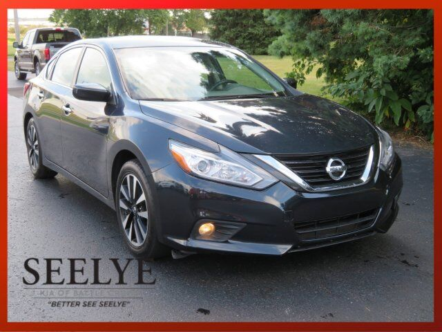 2018 Nissan Altima 2.5 SV Battle Creek MI