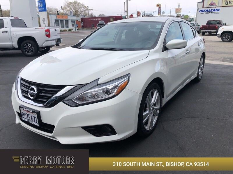 2018 Nissan Altima 2.5 SV Bishop CA