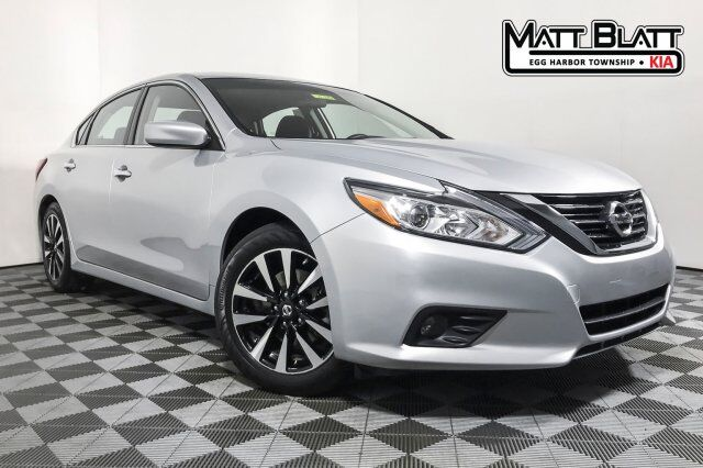 2018 Nissan Altima 2.5 SV Egg Harbor Township NJ