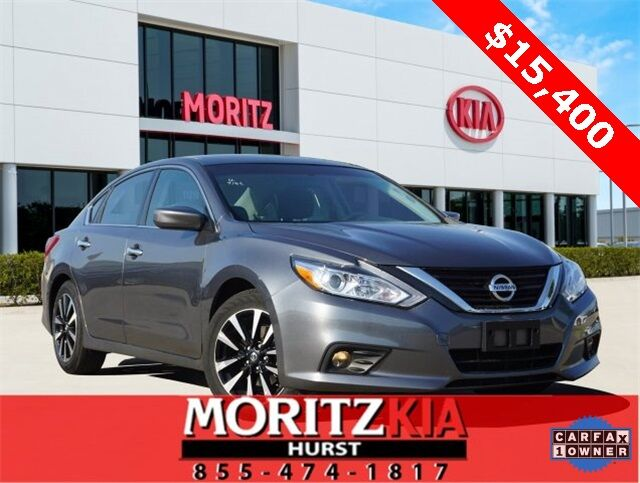 2018 Nissan Altima 2.5 SV Fort Worth TX