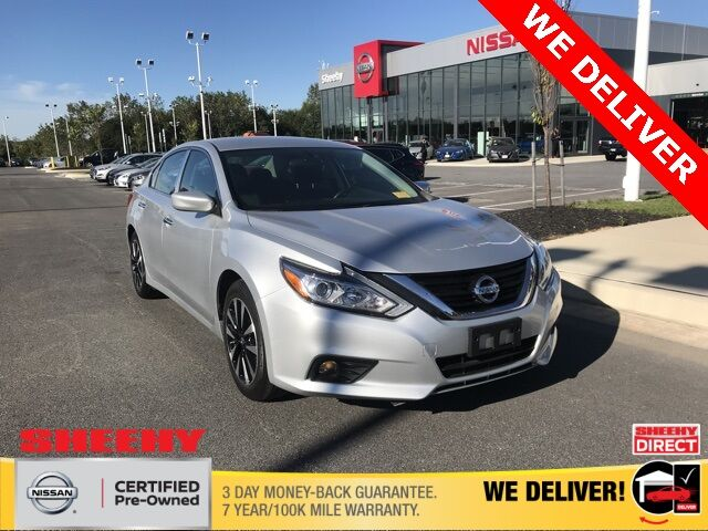 2018 Nissan Altima 2.5 SV White Marsh MD
