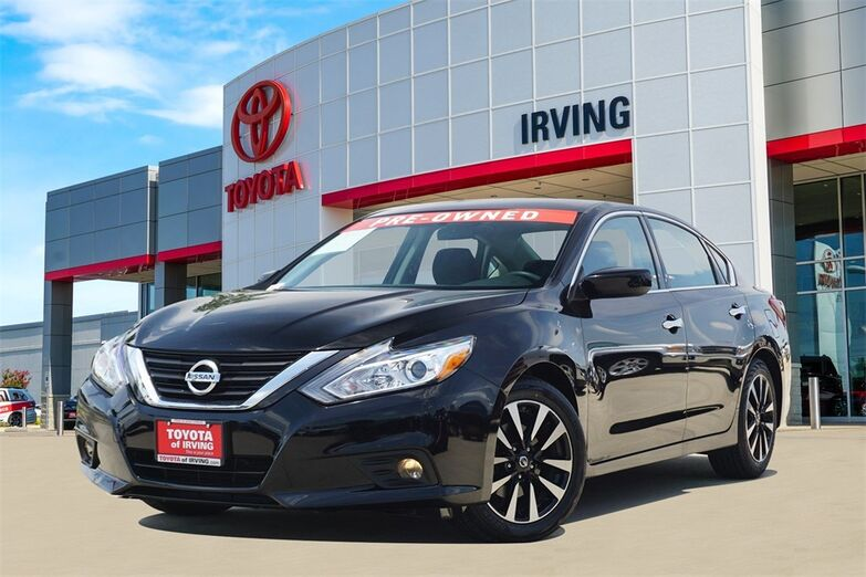 2018 Nissan Altima 2.5 SV Irving TX